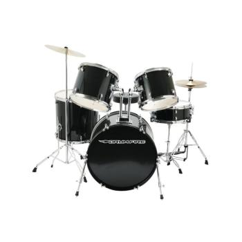 5-Piece Drum Set , Wine Red (DR-DK7500-WR)