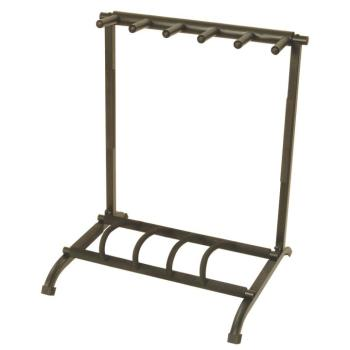 5-Space Foldable Multi Guitar Rack (OA-GS7561)