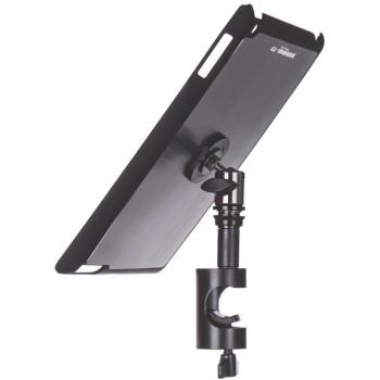 iPad® Snap-On™ Cover w/ Round Clamp, Gun Metal (OE-TCM9161GM)