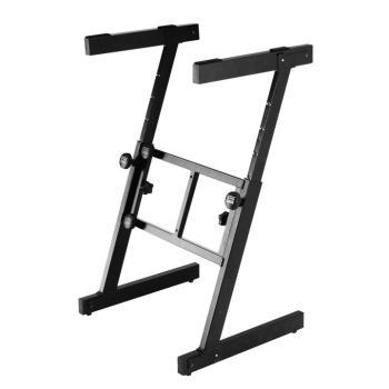 Pro Heavy-Duty Folding-Z Keyboard Stand (OA-KS7350)