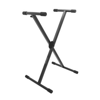 "Pro Heavy-Duty Single-X ERGO-LOKâ""¢Keyboard Stand (OA-KS7290)"