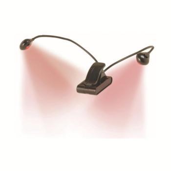 Clip-On LED Light (Red) (OT-LED202R)