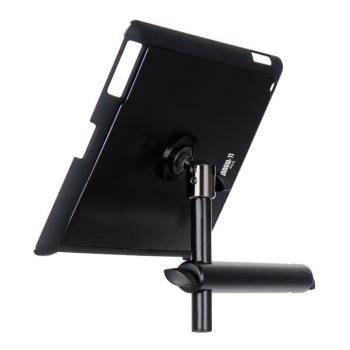iPad® Snap-On™ Cover w/ Mounting Bar, Black (OE-TCM9160B)