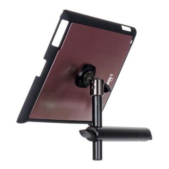 iPad® Snap-On™ Cover w/ Mounting Bar, Mauve (OE-TCM9160M)