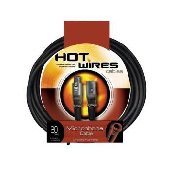 Microphone Cable (50', XLR-XLR) (HO-MC12-50)