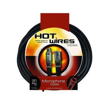 Microphone Cable (6', XLR-XLR) (HO-MC12-6)