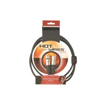 Hi-Z Microphone Cable (20', XLR-QTR) (HO-MC12-20HZ)