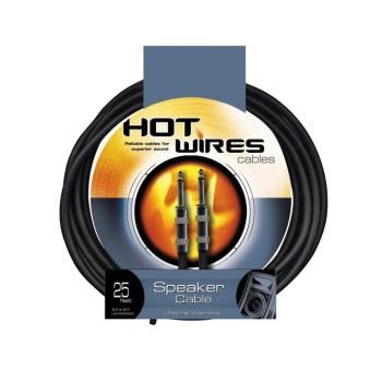 14AWG Speaker Cable (25', QTR-QTR) (HO-SP14-25)
