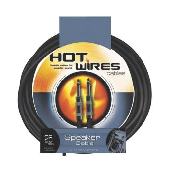 14AWG Speaker Cable (10', QTR-QTR) (HO-SP14-10)
